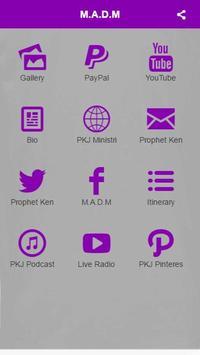 M.A.D.M apk screenshot