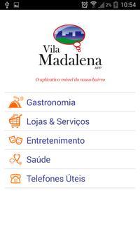 Vila Madalena App poster