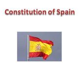 Constitution of Spain icon