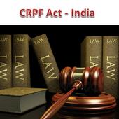 CRPF Act of India icon
