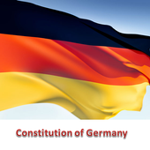 Constitution of Germany icon