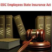 ESIC Act India icon
