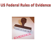 US Federal Rules of Evidence icon