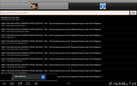 IP Code - Philippines apk screenshot