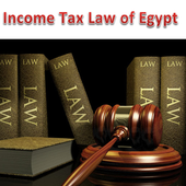 Income Tax Law of Egypt icon