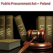 Public Procurement Law -Poland icon