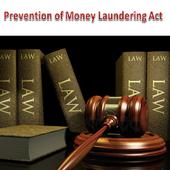 AntiMoney Laundering Act India icon
