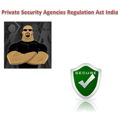 Private Security Regn - India icon