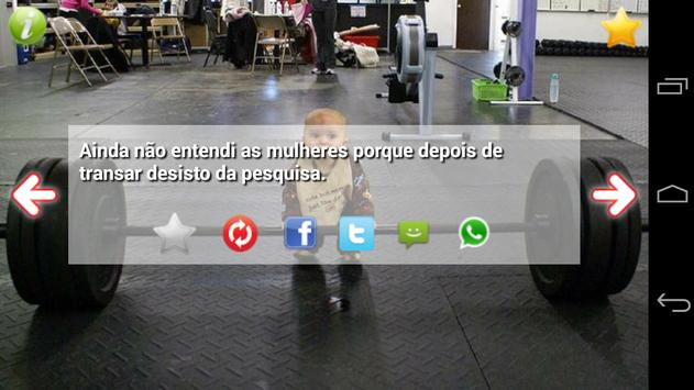 Frases Machistas Engraçada SMS apk screenshot