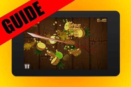 Guide For Fruit Ninja: Tips poster