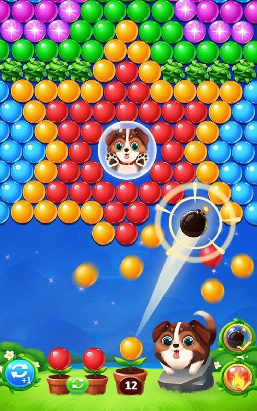 bubble shooter legend
