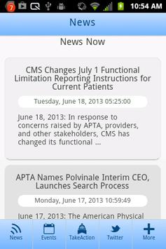 APTA News apk screenshot
