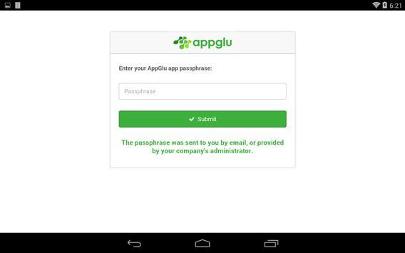 AppGlu Viewer apk screenshot