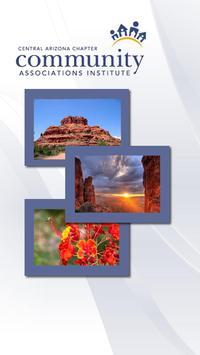 CAI Central Arizona poster