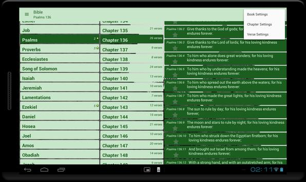 Bible apk screenshot