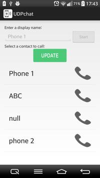 Wifi Talkie | Call on Network poster