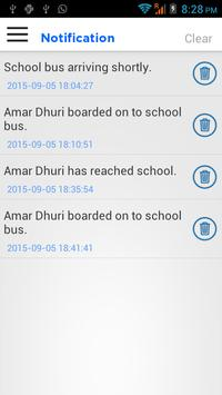 Zee School Latur - BusTracker apk screenshot