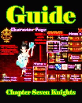 Free Guide For Seven Knights apk screenshot