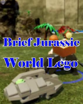 Free Guide Jurassic World Lego poster