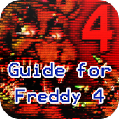 Free Guide For Freddy 4 Full icon
