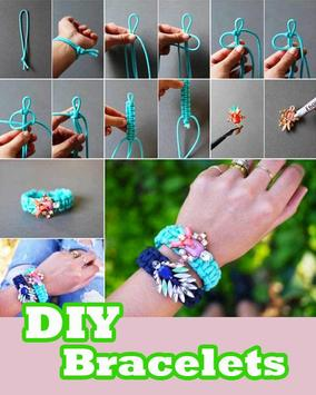 How To Make Bracelets DIY apk screenshot