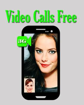 3G Video Calling Free poster