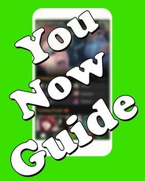 Free YouNow Video Chat Guide apk screenshot