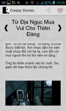 Truyện Kinh Dị apk screenshot