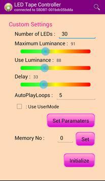 Full Color LED Tape Controller apk screenshot