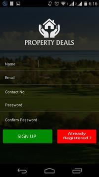Property Deals poster
