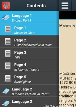 Moses in Islam apk screenshot