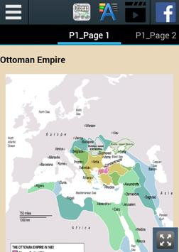 Ottoman Empire History apk screenshot