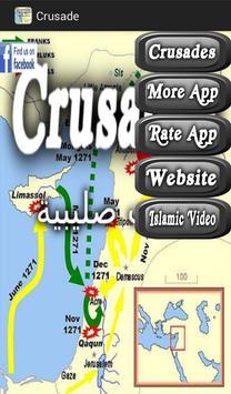 Crusades History poster