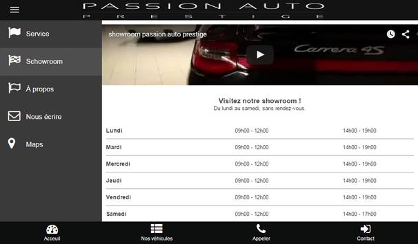 Passion Auto Prestige apk screenshot