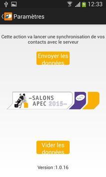 Salons Apec Recruteurs apk screenshot