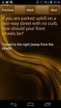 DrivingEdge Car Driver License apk screenshot
