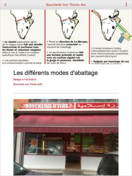 Boucherie Ivry Thores apk screenshot
