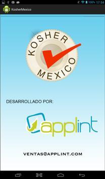 Kosher Mexico poster