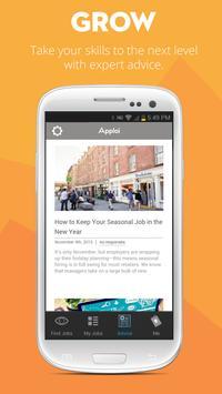 Apploi Job Search - Find Jobs apk screenshot