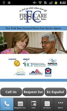 New York Home Care poster