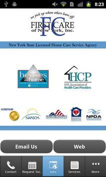 New York Home Care apk screenshot