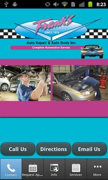 Fanwood Auto Repair Auto Body poster