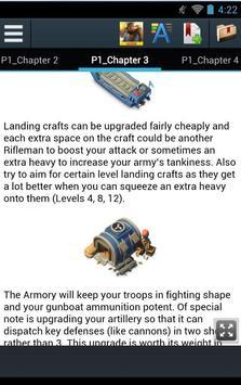 Guide for Boom Beach game apk screenshot