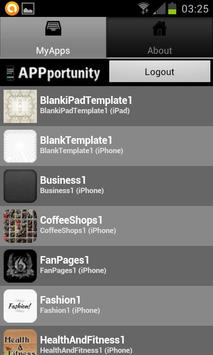 IMSB Android App Previewer apk screenshot