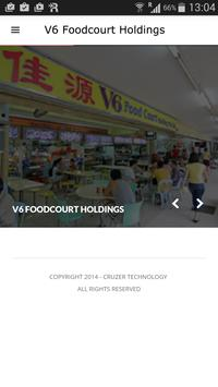 V6 Food Court Holdings Pte Ltd poster