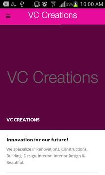 VC Creations poster