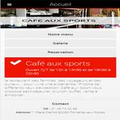 Café Aux Sports icon
