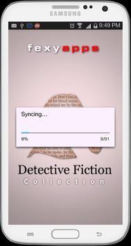 Free to Read Detective Novels apk screenshot
