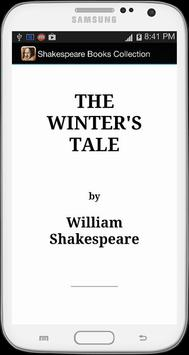William Shakespeare Collection apk screenshot
