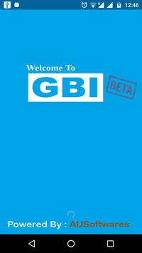 Global Business Index - Beta poster